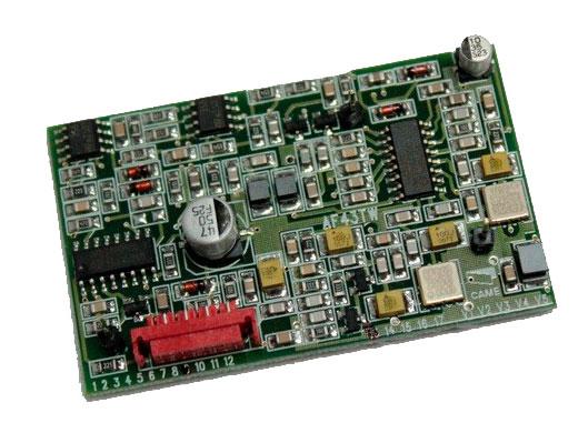 001AF43TW Радиоприемник встраиваемый для 001TWIN 2 и 001TWIN 4