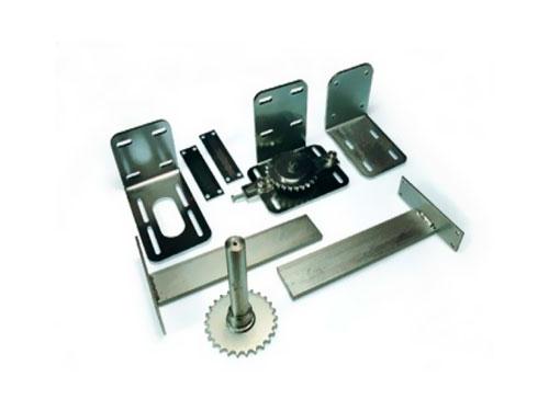 001C003 Передающая система для откатных промышленных ворот