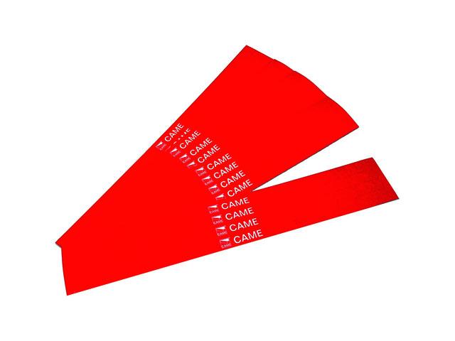 001G02809 Наклейки светоотражающие узкие (20шт.)