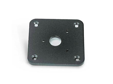 001G04601 Адаптер для крепления KIARO S к шлагбаумам 001G3750, 001G4000, 001G6000, 001G6500