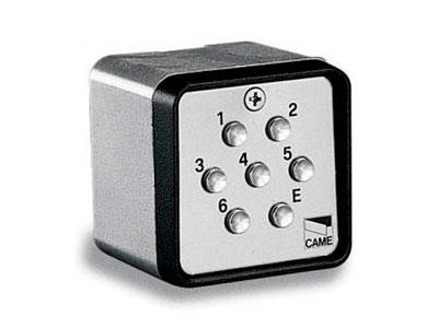 001S7000 Клавиатура кодовая 7-кнопочная / накладная
