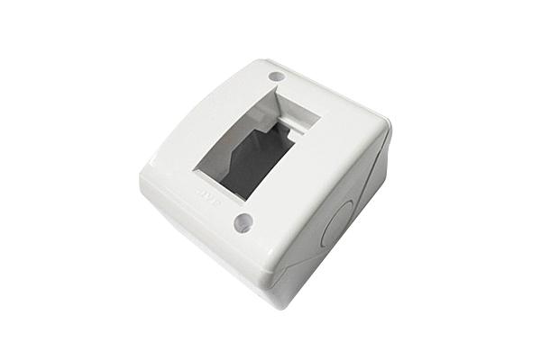 001YE0043 Корпус для одного выключателя