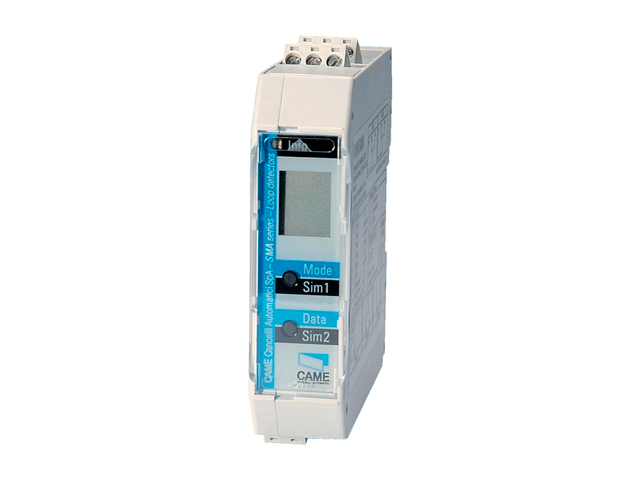 009SMA2 Датчик магнитный 2-х канальный  для обнаружения транспортных средств