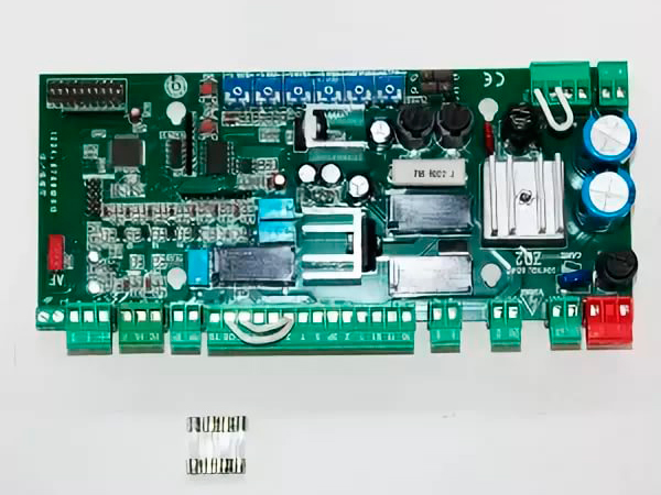 3199ZD2 Плата блока управления ZD2