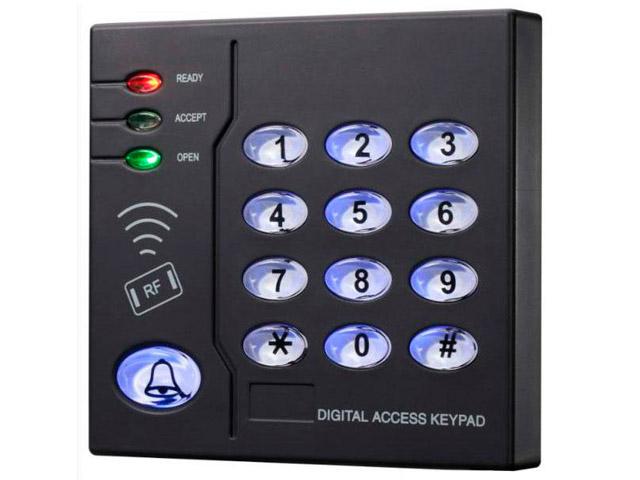 ALP208EM Клавиатура доступа (пластик, EMMarine)