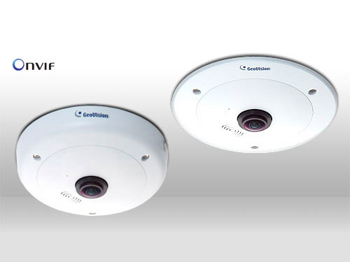 GV-IP FE23010 2M H.264 в/камера FishEye f=1.25mm