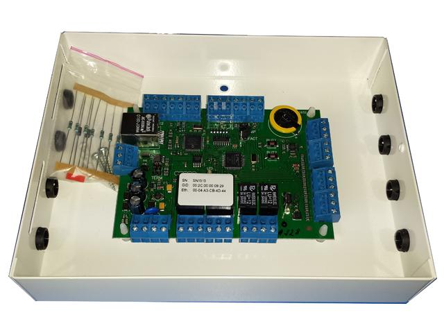 Gate-8000-Ethernet контроллер доступа