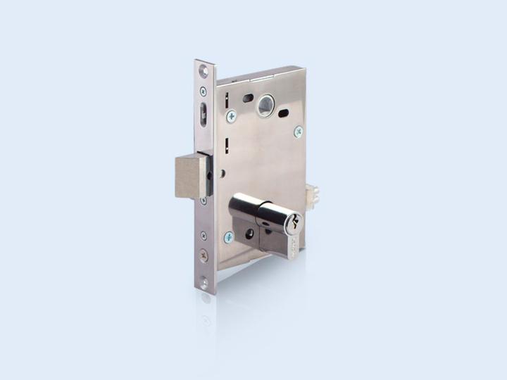 PERCo-LC72.3 врезной электромеханический замок