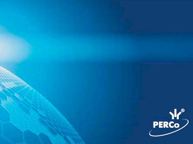 PERCo-SN01 базовое программное обеспечение