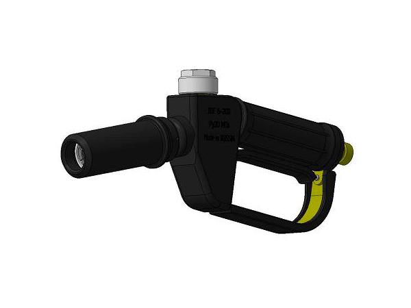 Пистолет заправочный газовый ПЗГ 6-200 (052.00.00.00-02 ГЧ)
