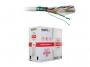 NETKO кабель витая пара F/UTP4 (FTP4) cat.5e 24 AWG 4 пары Cu (бухта 305 м.)